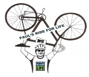 Ride for life Logo 2015