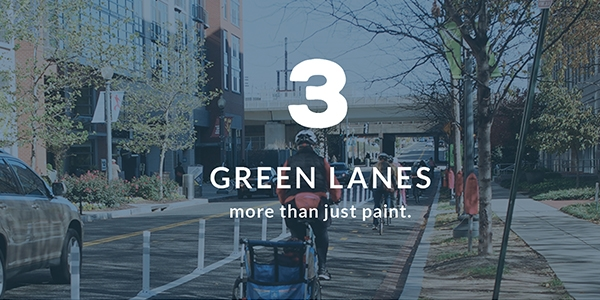 Green Lanes: More than just paint