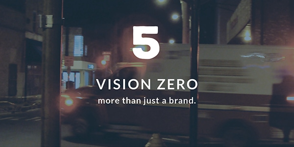 Vision Zero: More than just a brand.