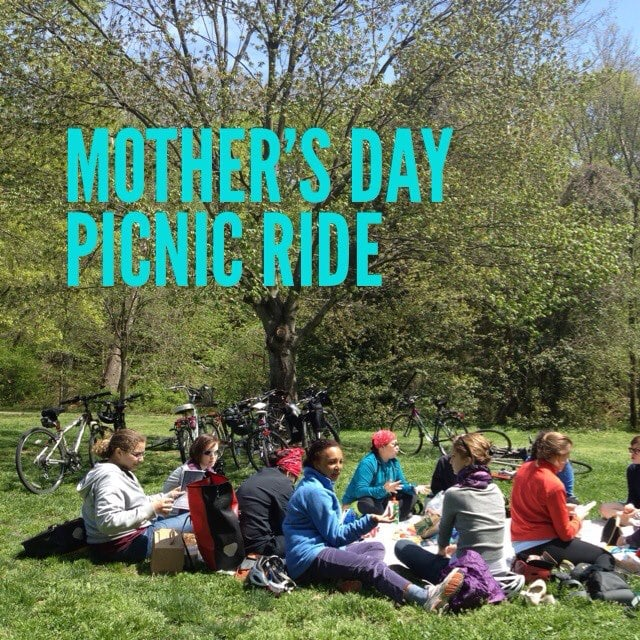 Mother's Day Picnic Ride