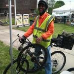 man of many wheels mobile bike shop jazzfest